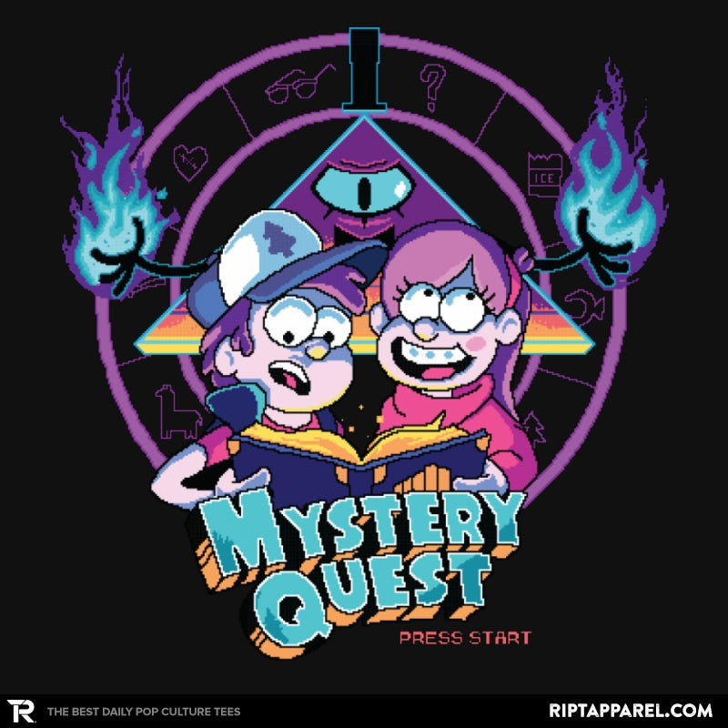 Mystery Quest - RIPT Apparel