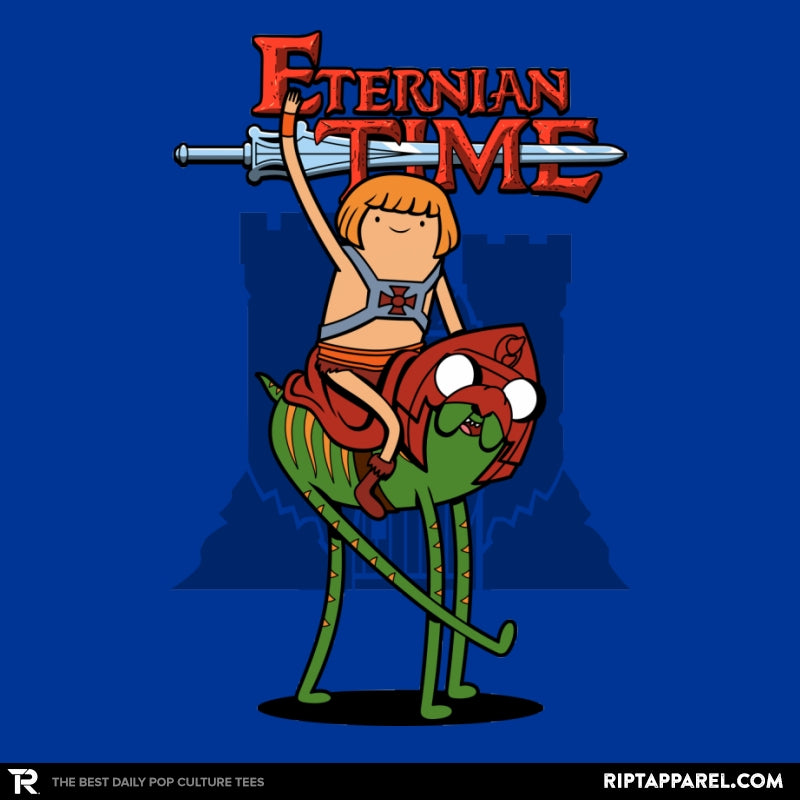Eternian Time - Collection Image - RIPT Apparel