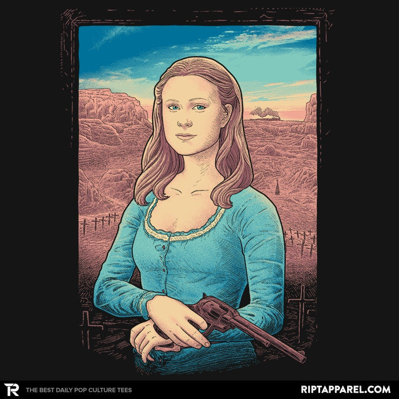The Mystery of Dolores' Smile - Collection Image - RIPT Apparel