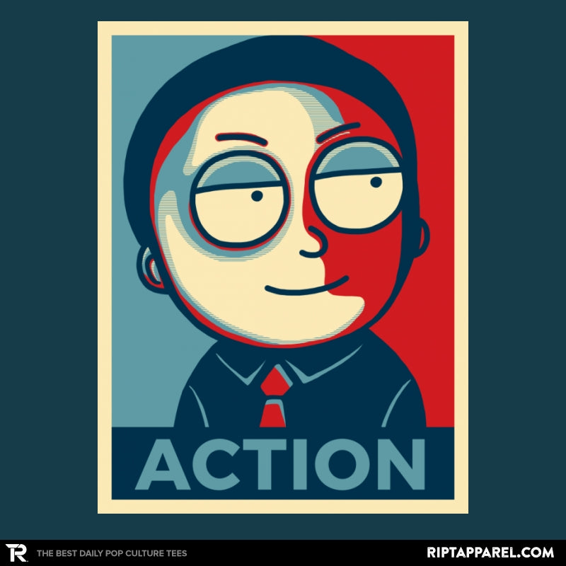 Now Is The Time For Action! - Collection Image - RIPT Apparel