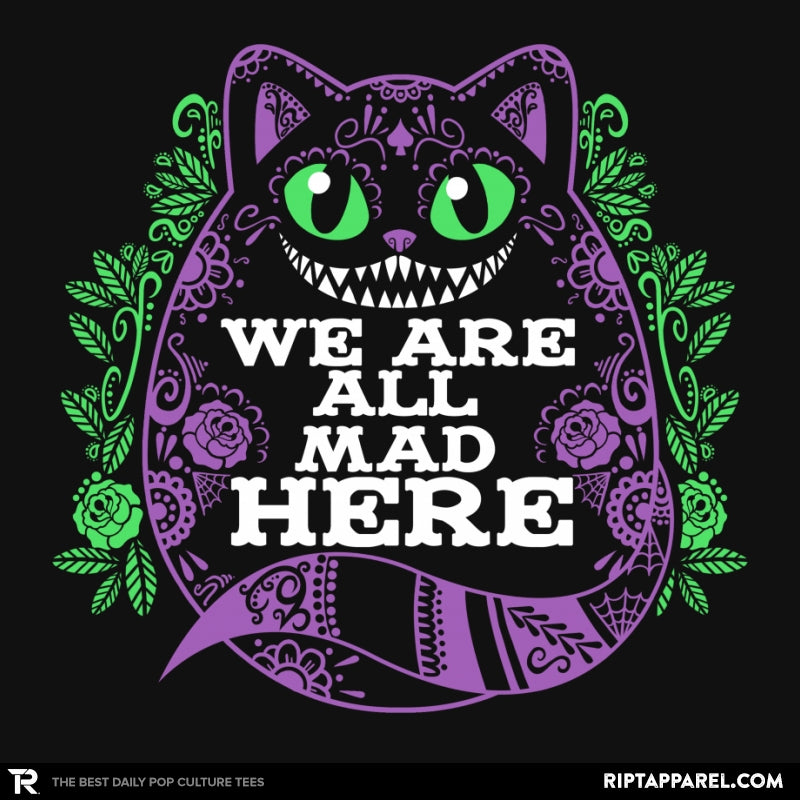 Calavera Cheshire Cat - Collection Image - RIPT Apparel