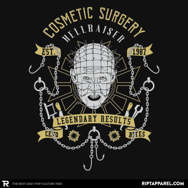 Cosmetic Surgery - Collection Image - RIPT Apparel