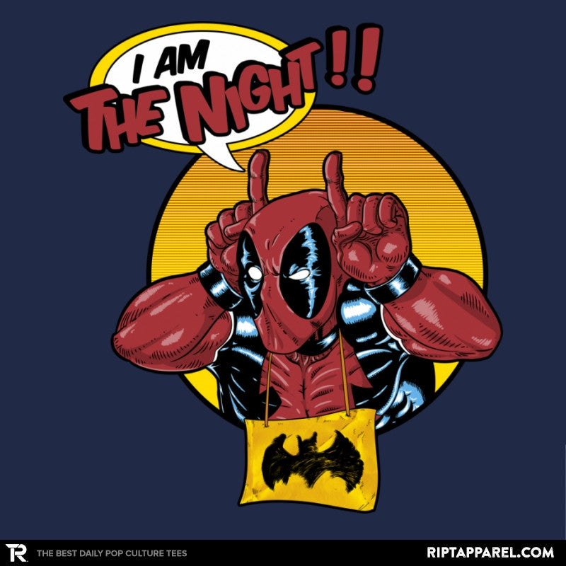 I'M THE NIGHT Reprint - Collection Image - RIPT Apparel