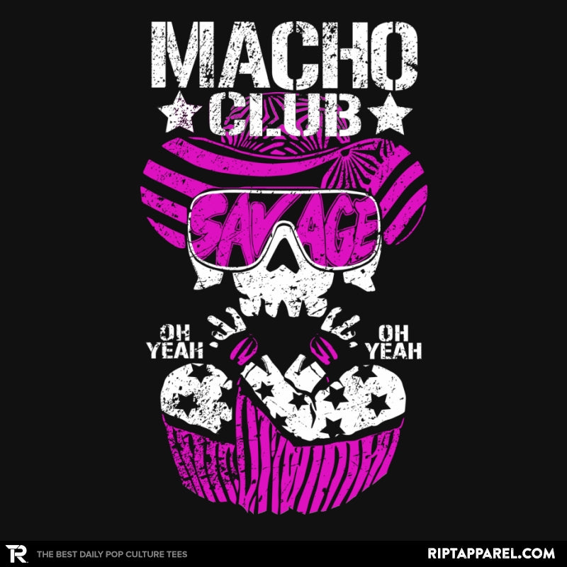 MACHO CLUB Exclusive - Collection Image - RIPT Apparel