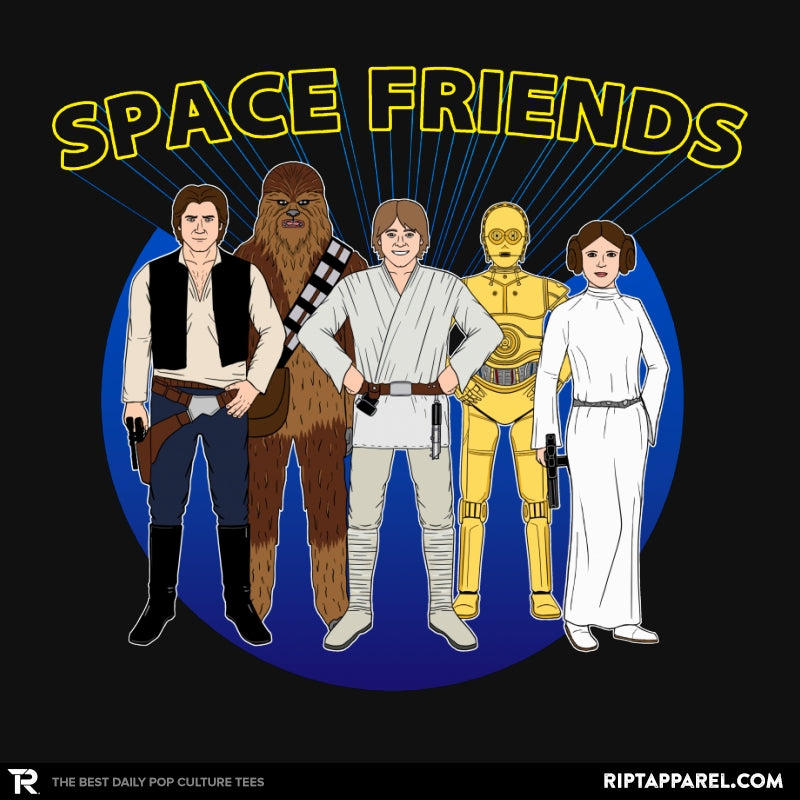 Space Friends - Collection Image - RIPT Apparel