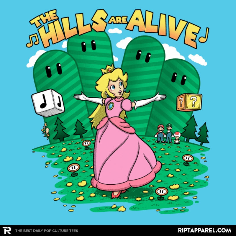 The Hills Are Alive Exclusive - Collection Image - RIPT Apparel