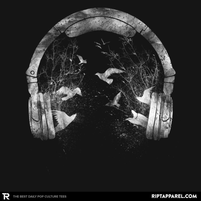 Headphones - Back to Nature - RIPT Apparel