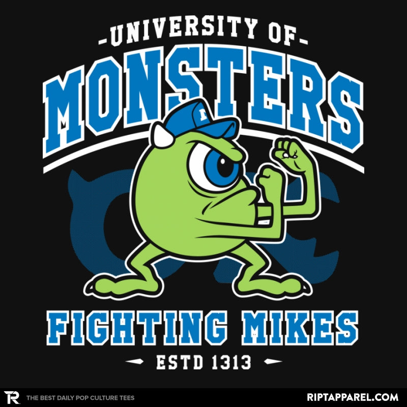Fighting Mikes - Collection Image - RIPT Apparel