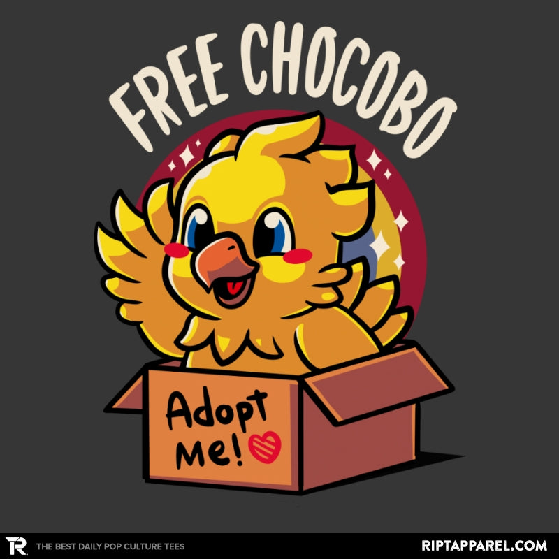 Free Chocobo - Collection Image - RIPT Apparel