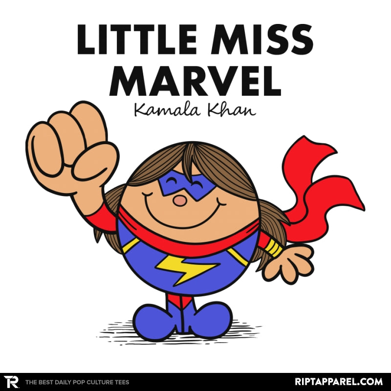 Little Miss Marvel - Collection Image - RIPT Apparel