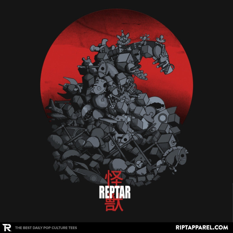 Reptar: Rising Sun - 90s Kid - Collection Image - RIPT Apparel
