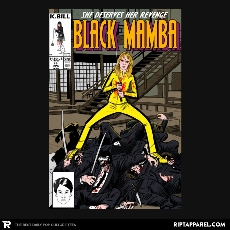 Black Mamba - Collection Image - RIPT Apparel