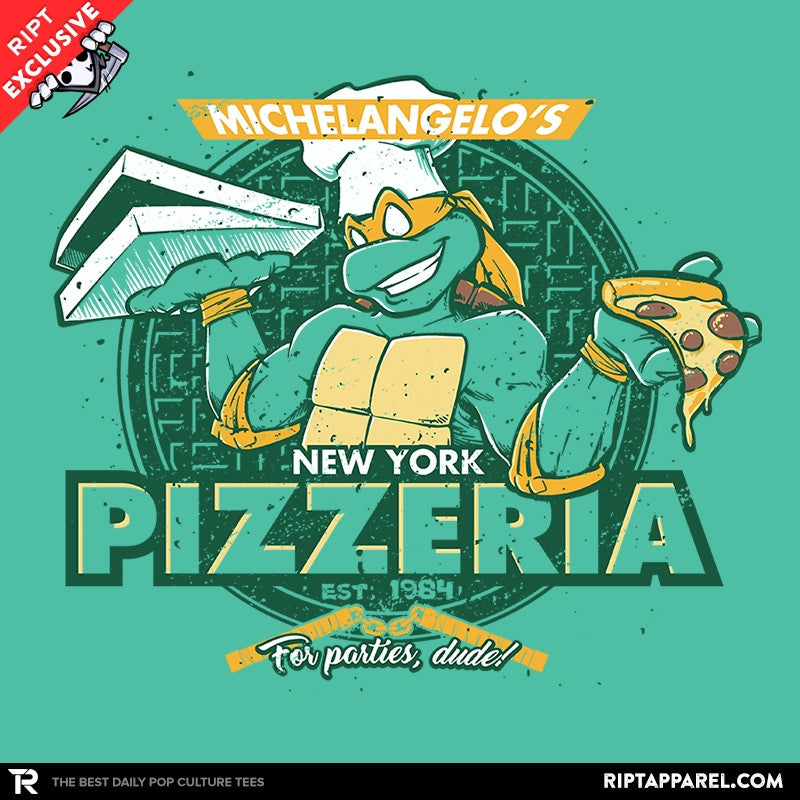 Mikey's Pizzeria - Collection Image - RIPT Apparel