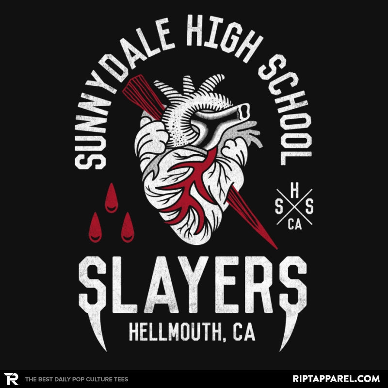 Sunnydale Slayers - Collection Image - RIPT Apparel