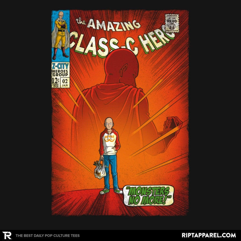 The Amazing Class-C Hero - Collection Image - RIPT Apparel