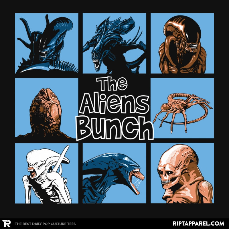 The Aliens Bunch - Collection Image - RIPT Apparel