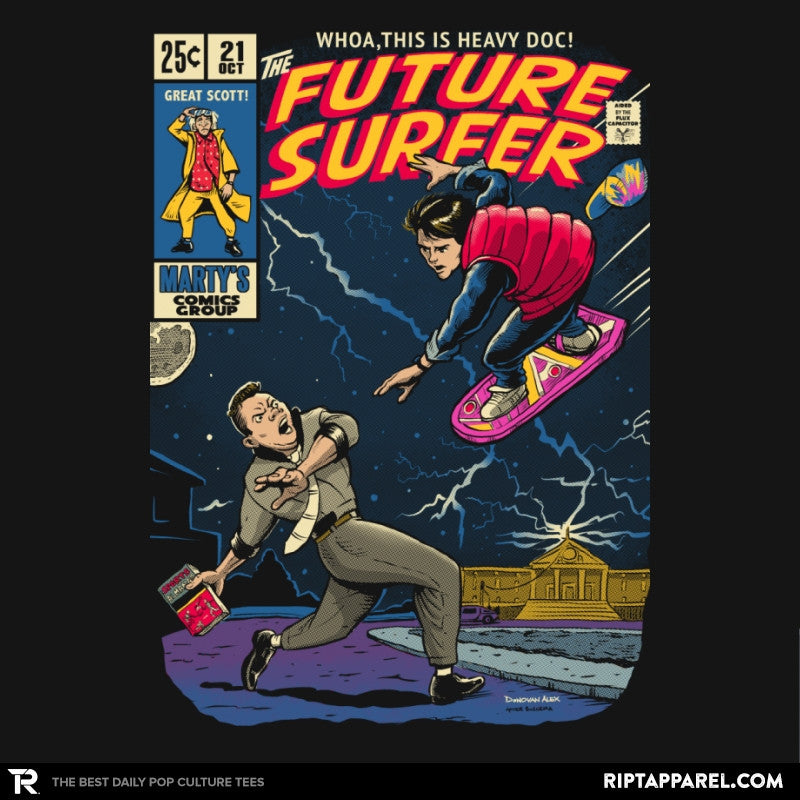 Future Surfer - Collection Image - RIPT Apparel