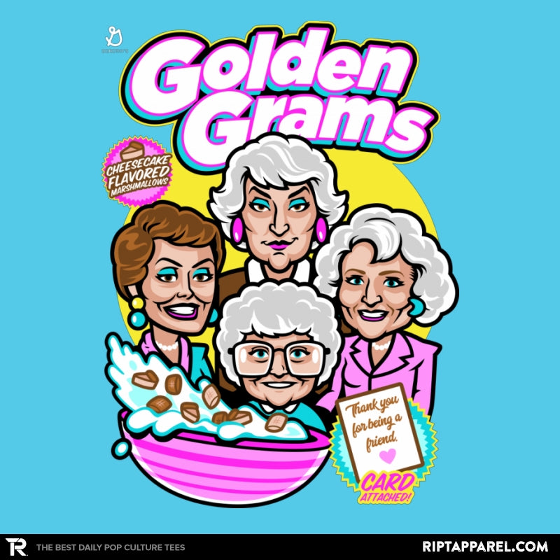 Golden Grams - RIPT Apparel