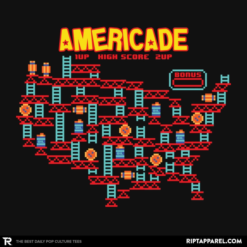 Americade - Collection Image - RIPT Apparel