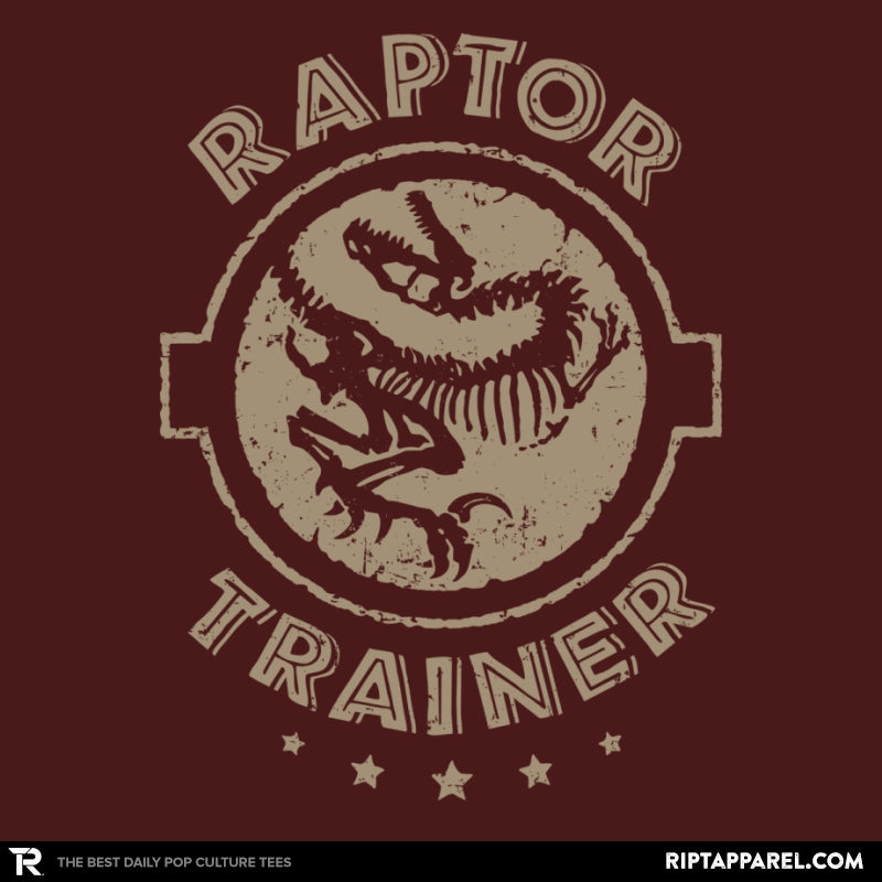 Raptor Trainer - Collection Image - RIPT Apparel