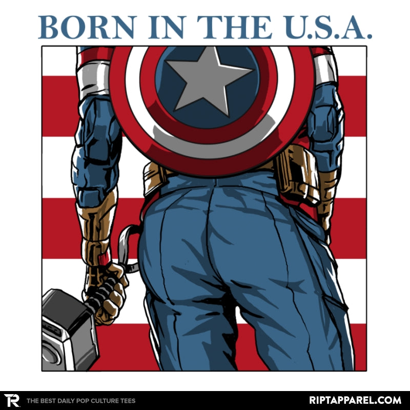 Americas Ass - Collection Image - RIPT Apparel