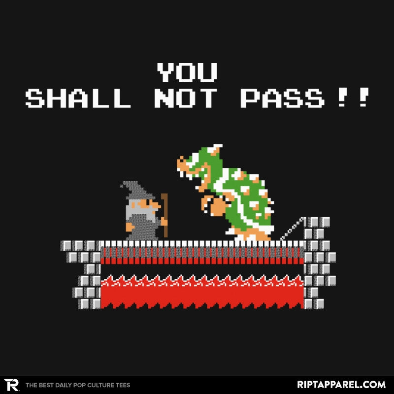 You Shall Not Pass - Collection Image - RIPT Apparel