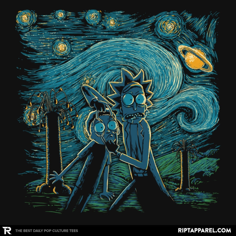 Starry Science - Collection Image - RIPT Apparel