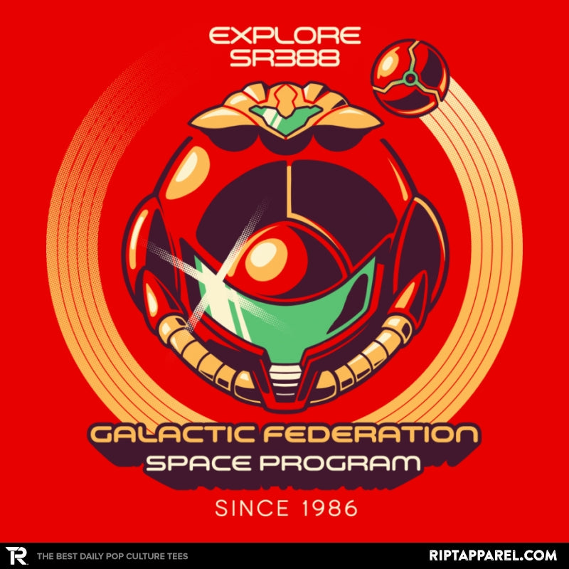 Galactic Federation - Collection Image - RIPT Apparel