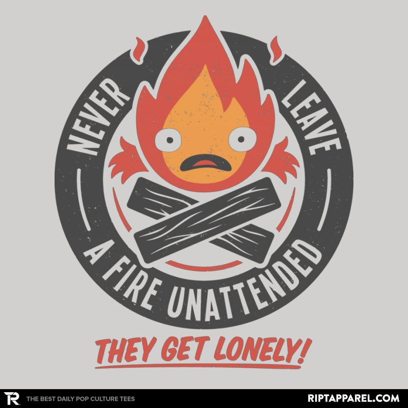 Lonely Fire Demon - Collection Image - RIPT Apparel