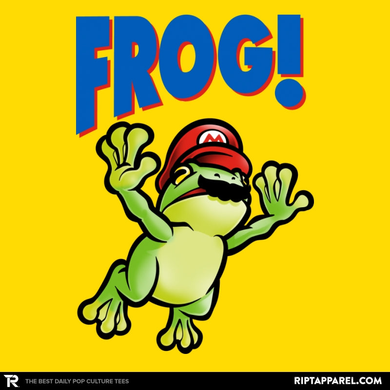 Frog! Exclusive - RIPT Apparel