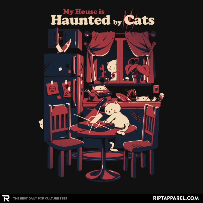 Haunted by Cats - Collection Image - RIPT Apparel