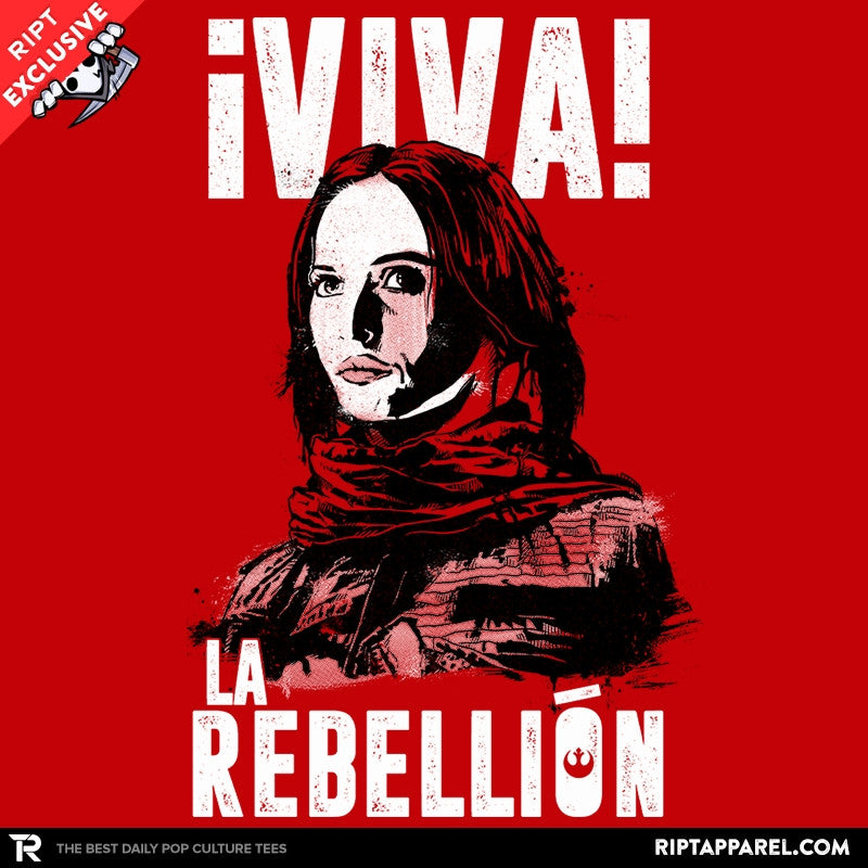 Viva La Rebellion - Collection Image - RIPT Apparel