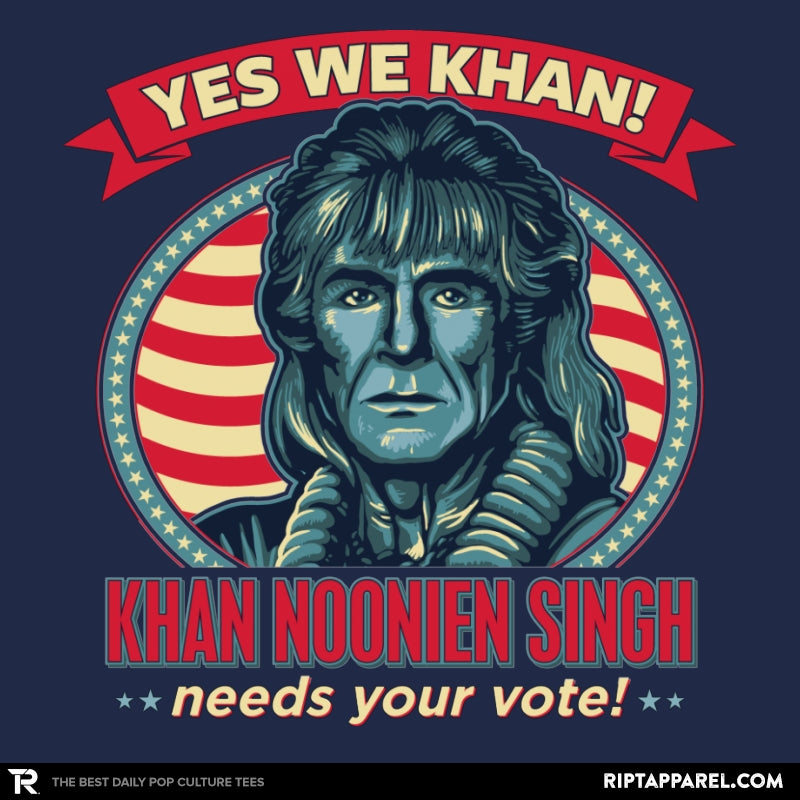 Yes We Khan - RIPT Apparel