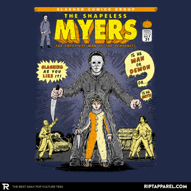 THE SHAPELESS MYERS - Collection Image - RIPT Apparel