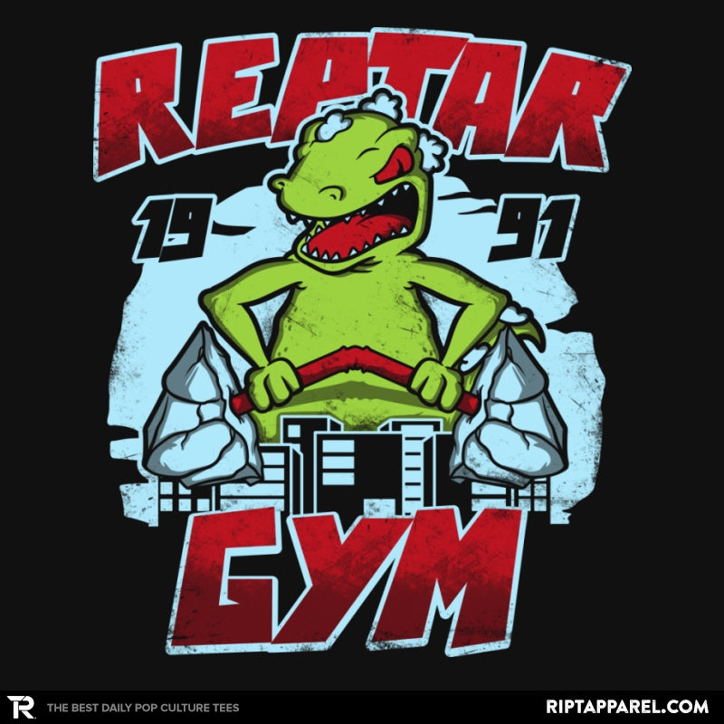Reptar Gym - Collection Image - RIPT Apparel