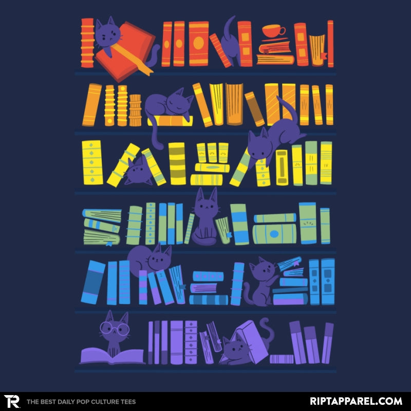 Library Kittens - Collection Image - RIPT Apparel