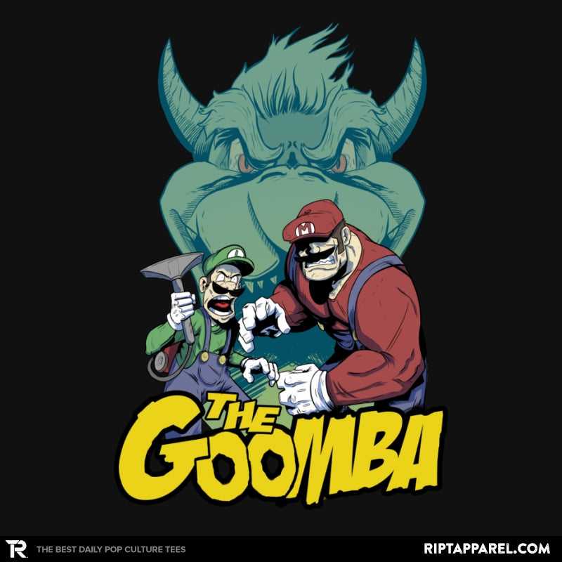 The Goomba - Collection Image - RIPT Apparel