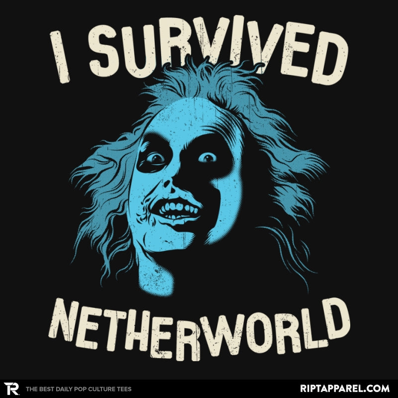 Netherworld Survivor - Collection Image - RIPT Apparel
