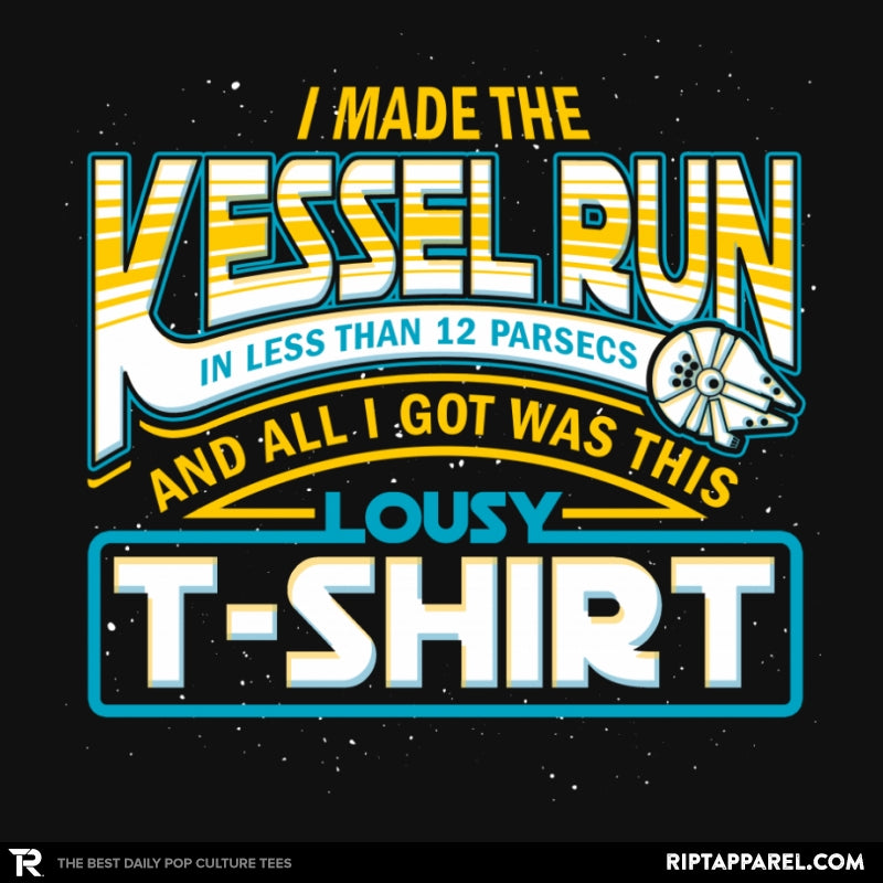 I Made the Kessel Run - Collection Image - RIPT Apparel