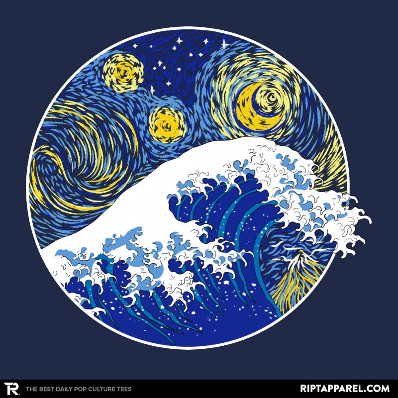 Starry Wave - Collection Image - RIPT Apparel