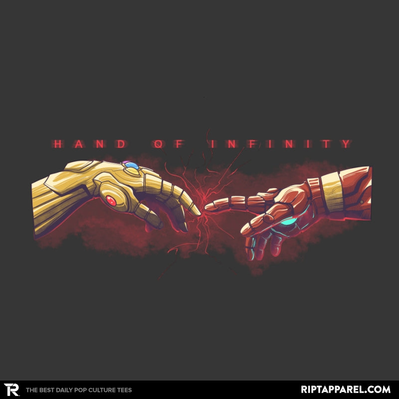 HAND OF INFINITY - Collection Image - RIPT Apparel