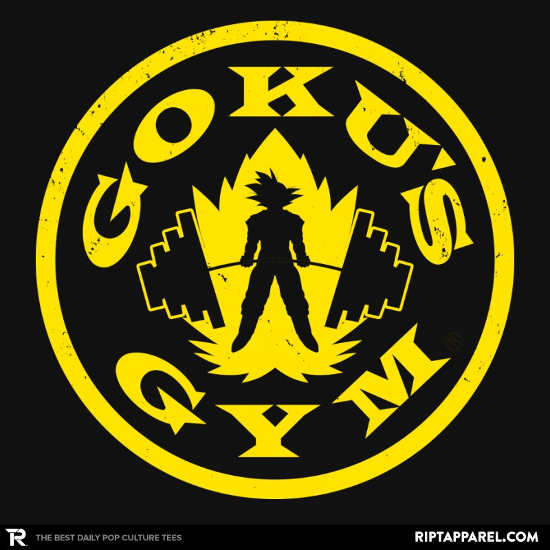 Goku's Gym - Collection Image - RIPT Apparel