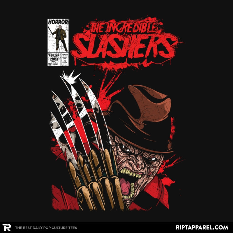 The Incredible Slashers - Collection Image - RIPT Apparel