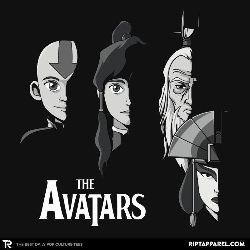 With the Avatars - RIPT Apparel