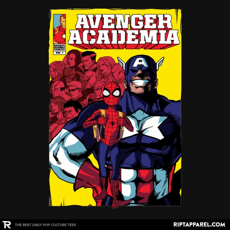 Avenger Academia - Anytime - Collection Image - RIPT Apparel