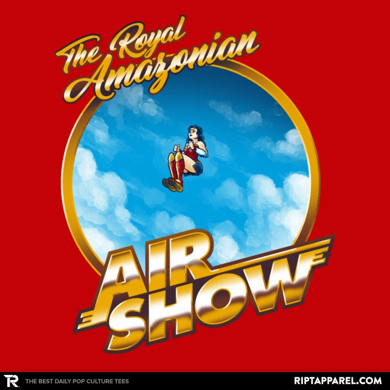 The Royal Amazonian Air Show Exclusive - Collection Image - RIPT Apparel