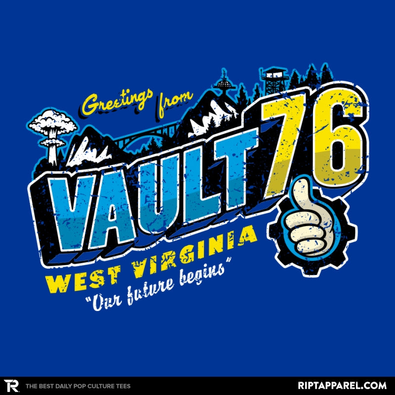 Greetings from WV Vault - Collection Image - RIPT Apparel