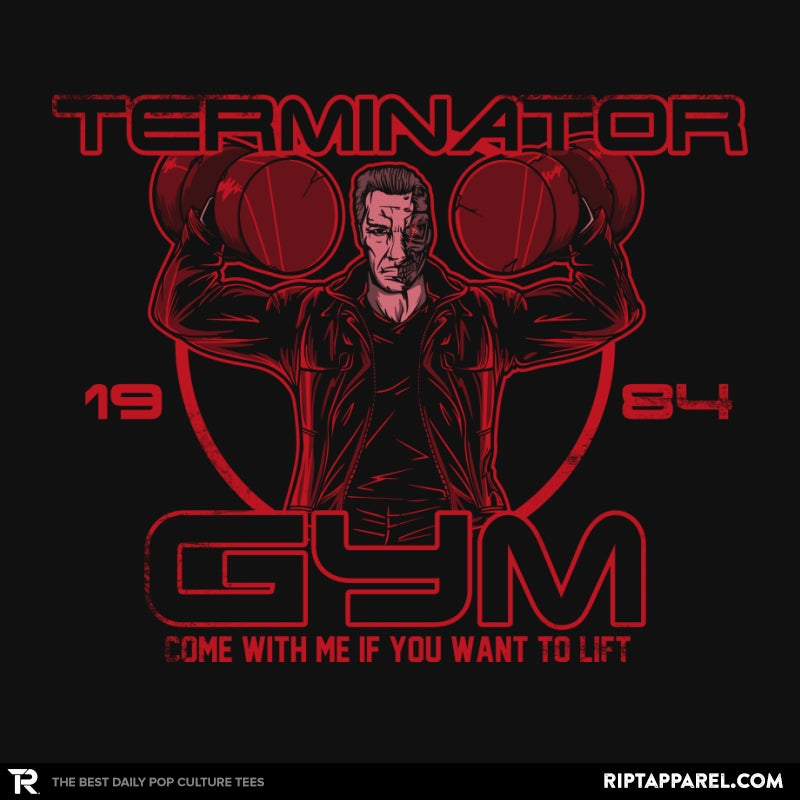 Terminator Gym - Collection Image - RIPT Apparel