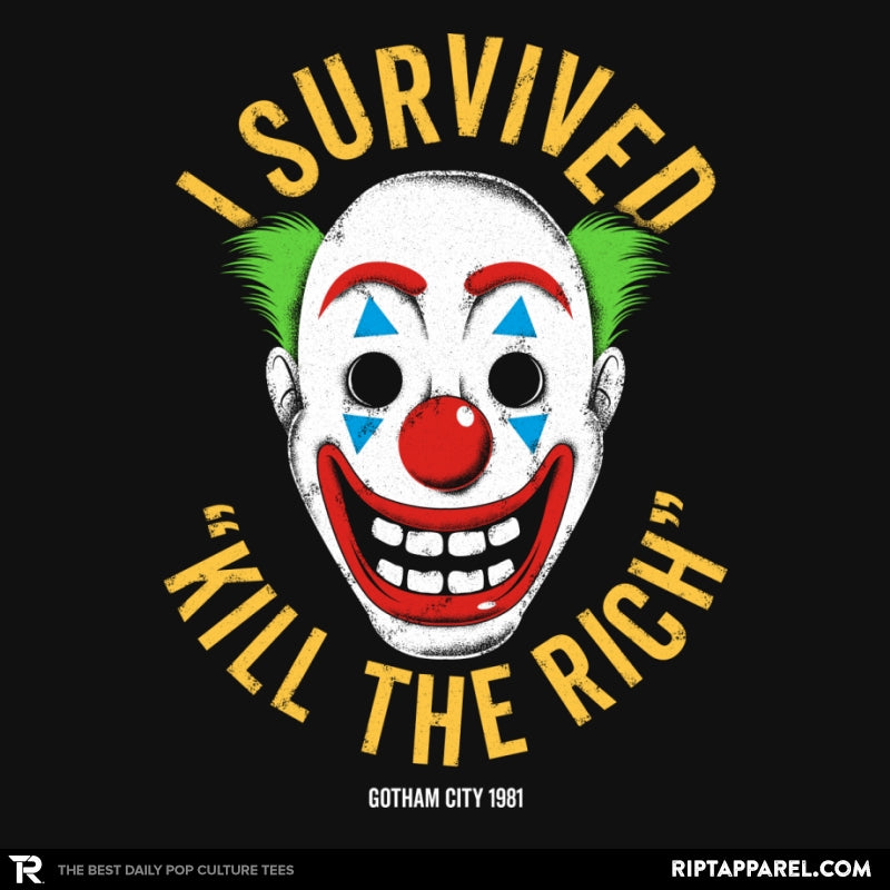 Kill The Rich Survivor - Collection Image - RIPT Apparel