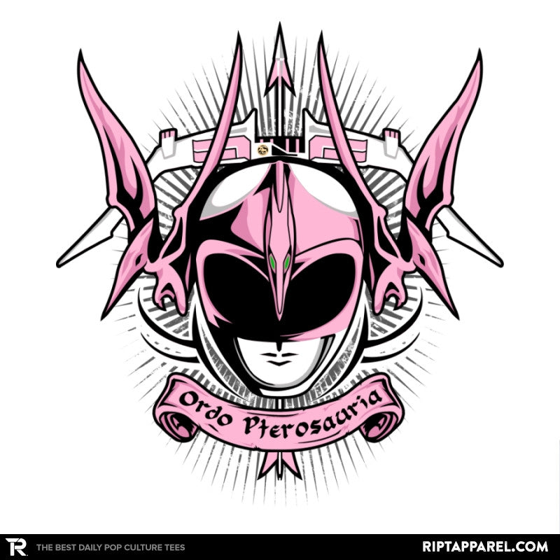Rosea Ordo Pterosauria - Zordwarts - Collection Image - RIPT Apparel